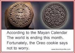 Mayan Oreo