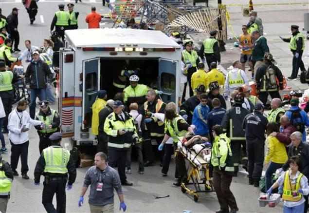 Boston Bombings 2