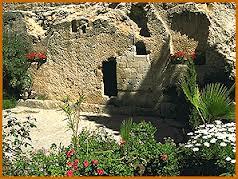 The Garden Tomb, Jerusalem