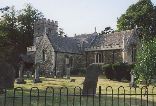 Radley Church