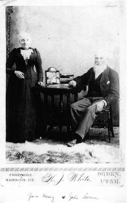 John Smuin and Jane Honey