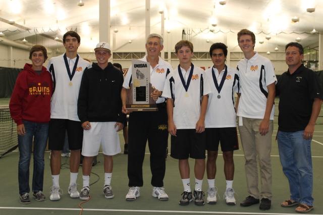Tennis State Champions 2013 (1)