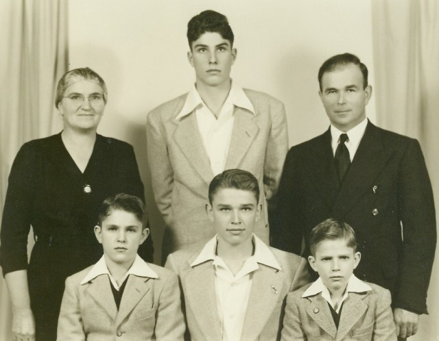 Laemmlen, Rudolf Family