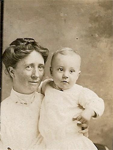 Sarah Ellen Miller Mitchell b. 1887