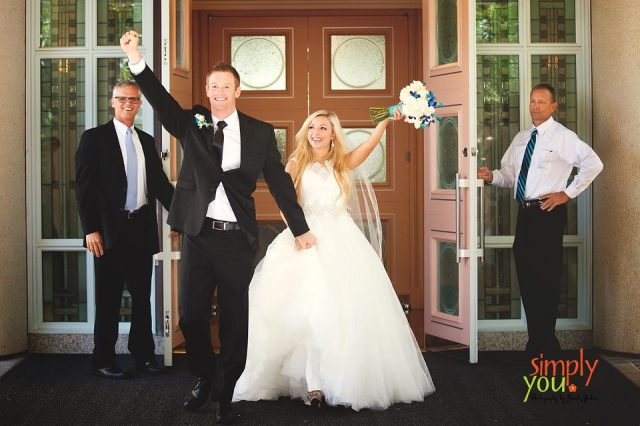Ben & Mace Wedding