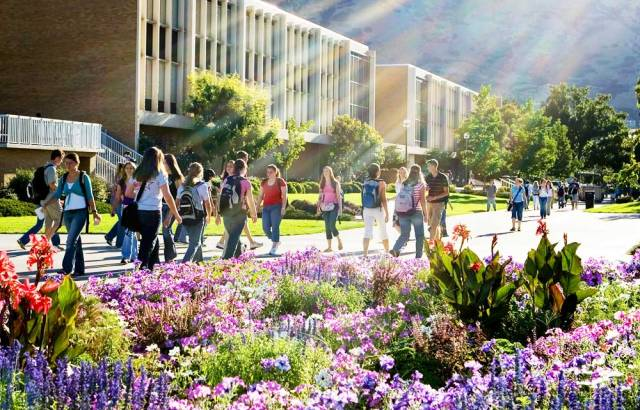 BYU Campus  (4)