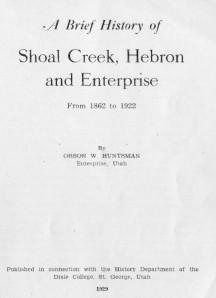 Enterprise, A Brief History of