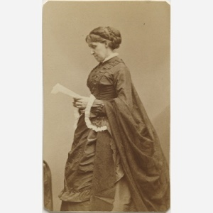 Louisa May Alcott c. 1870