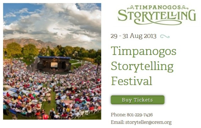 Storytelling Festival 2013