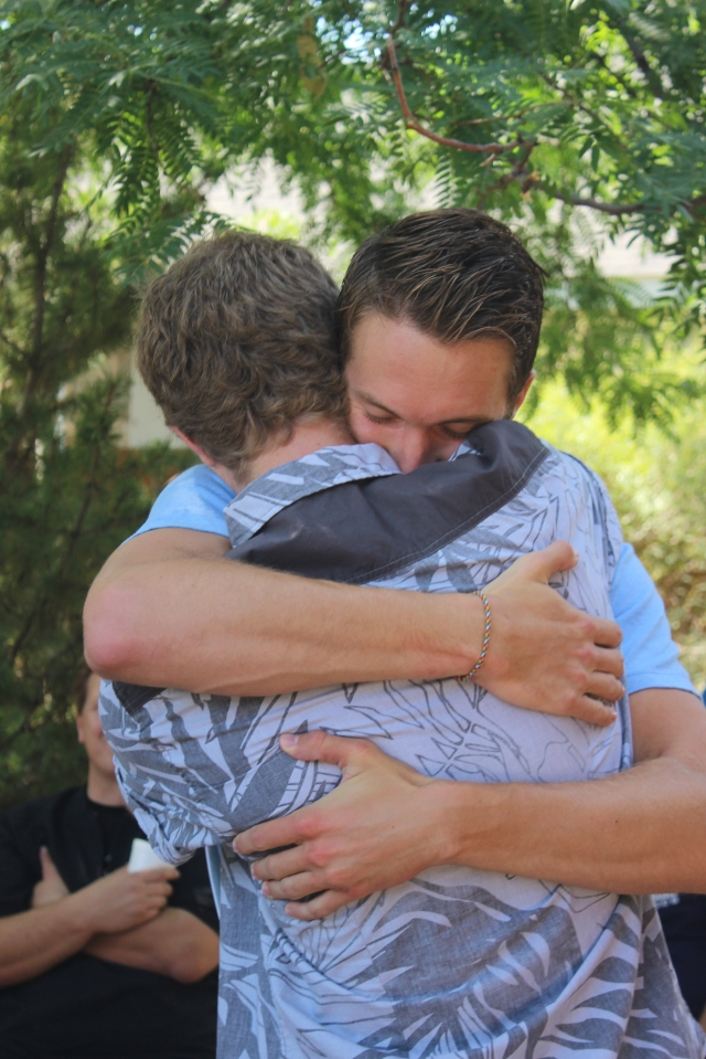 Aaron's Mission Call Opening (5)