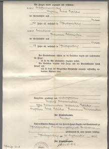Laemmlen, Rudolf-Elsa Marriage Certificate 2 001