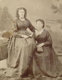 Russell, Sarah Eliza & Isabella