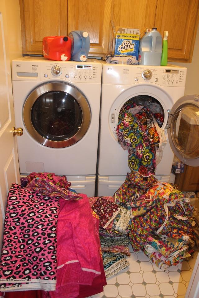 DfG Washing Fabric