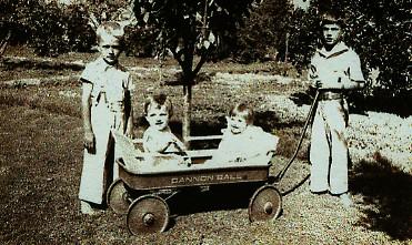 Laemmlen, Henry, Wilfred & Ruth, Art