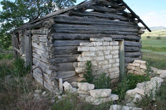 Bushman homestead, Fairview, July 2010 (1)