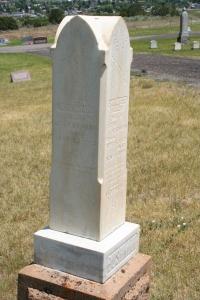 Bushman, Jacob & Charlotte headstone (3)