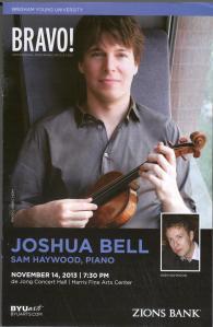 Joshua Bell Violinist 001