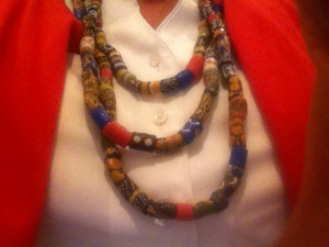Mali Timbuktu Glass Beads