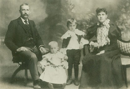 Lundquist, Emanuel Richard Family