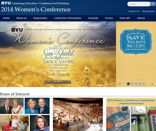 Womens Conference 2014