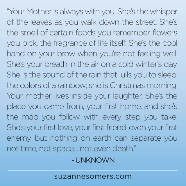 Your Mother quote