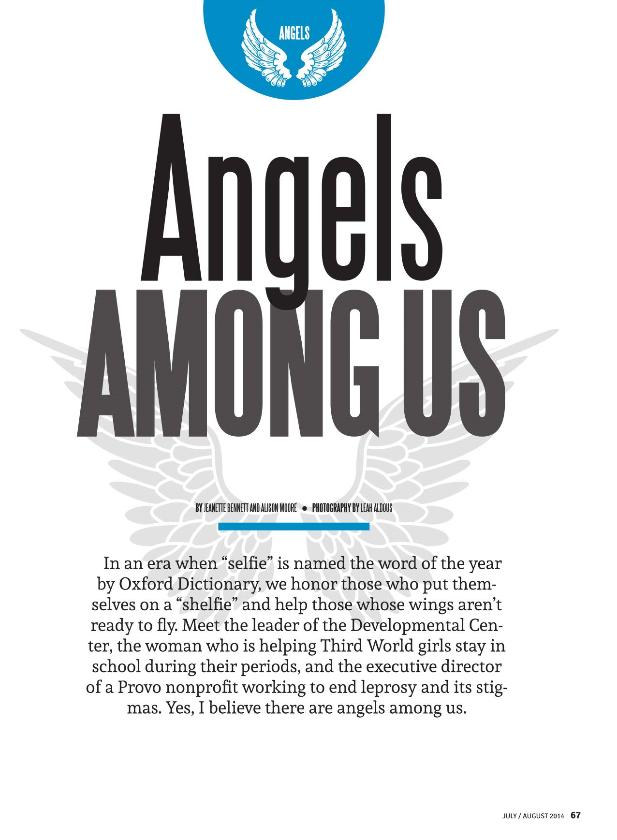 Utah Valley Magazine July 2014.1