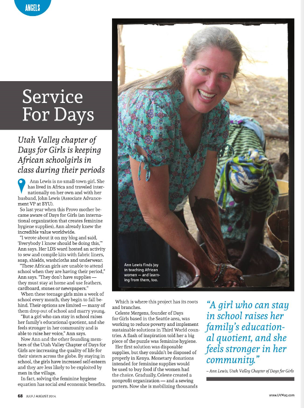 Utah Valley Magazine July 2014.2
