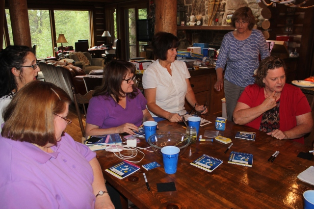 2014-8-1 Book Club Retreat (2)