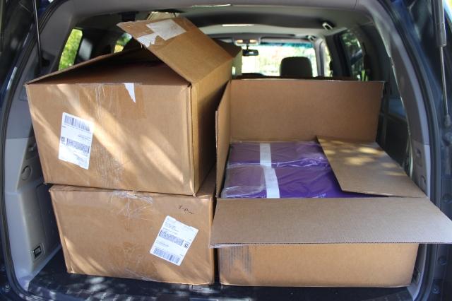 2014-10-2 Packing Kits for Zimbabwe (3)