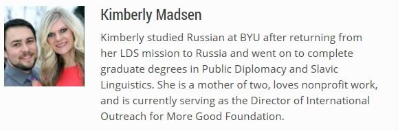 Kimberly Madsen