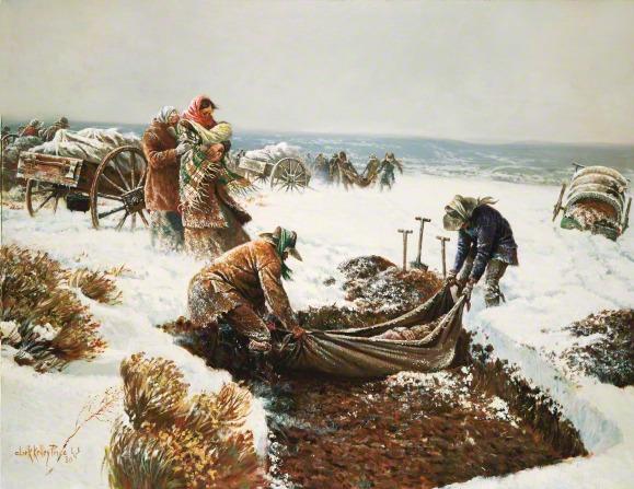Pioneer Burial