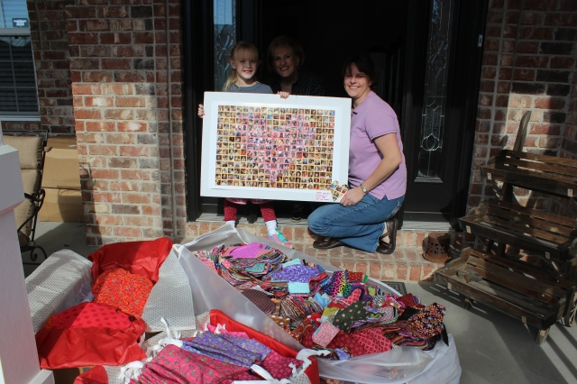 2015-2-13 Christine Chappell Valentine's Delivery (1)