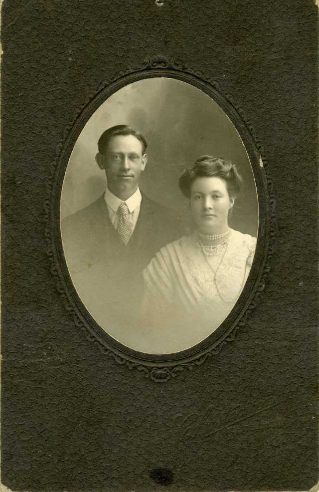 Joseph and Estella Holt