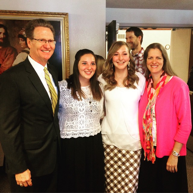 2015-6-21 Farewell Sunday with Sisters