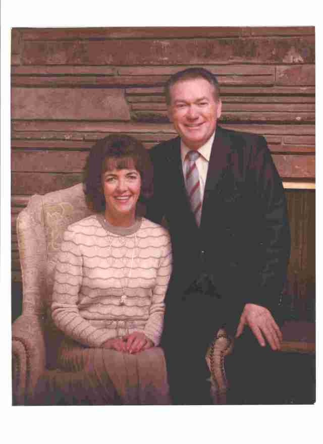 G. Phillip Margetts and Janice