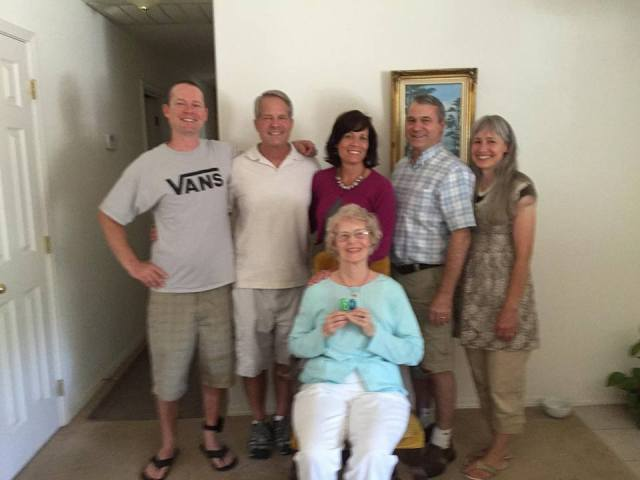 2015-8-3 Marilyn's 80th Bday