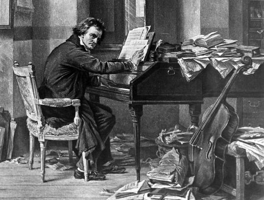 Beethoven music 4