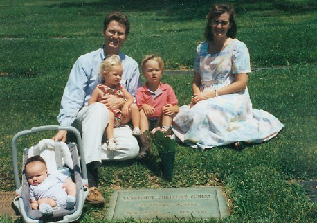 Conley, Charlotte Meisel headstone