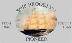 Goodwin Family, Ship Brooklyn
