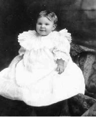 Lundquist, Elsie as child