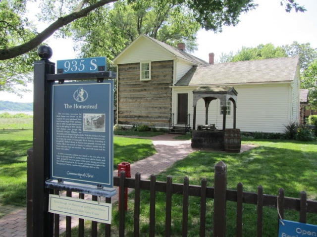 Nauvoo Homestead 2012