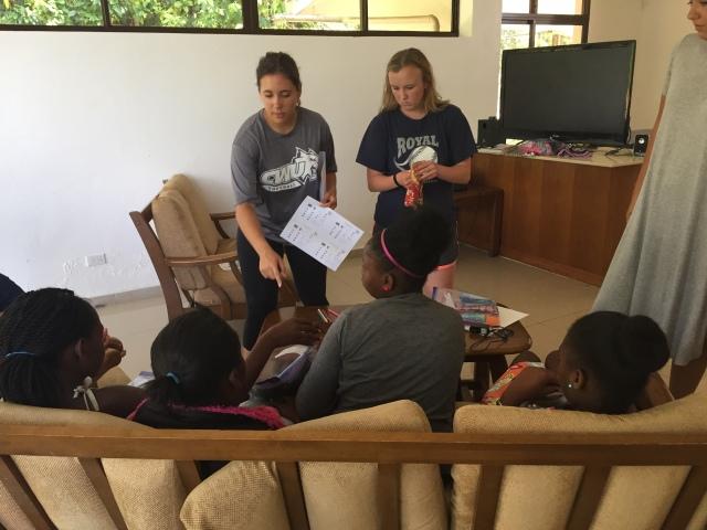 2016-8-21 Haiti distribution