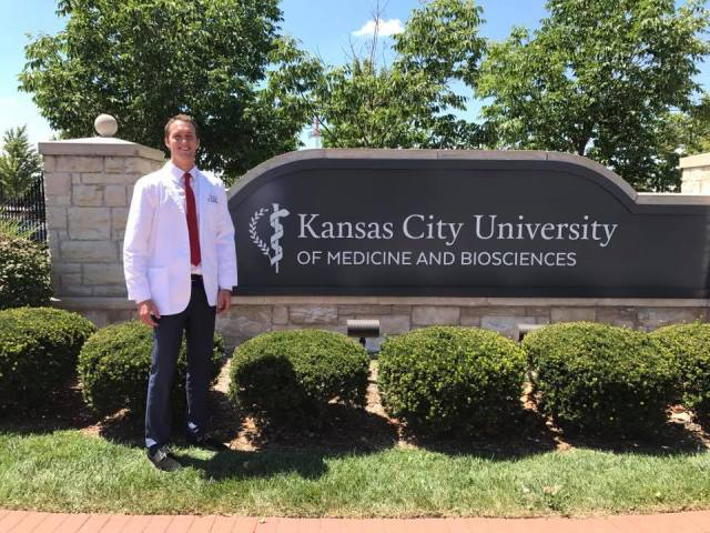 2017-7-29 Adam White Coat Ceremony KCU (5)