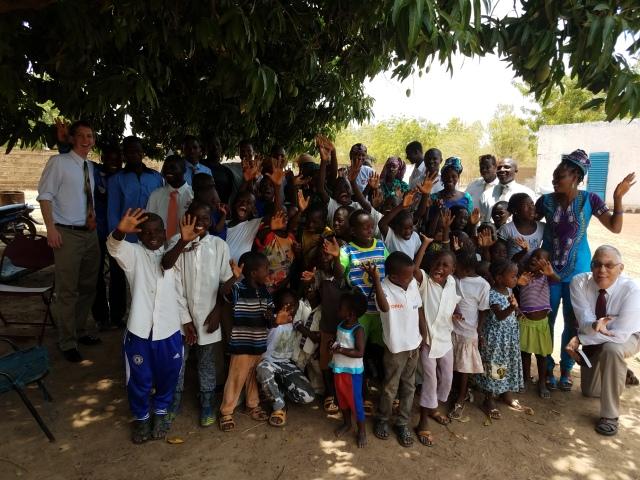 2017-7-8 Mali Branch Organized