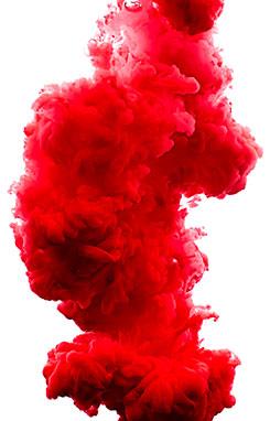 Scarlet crimson