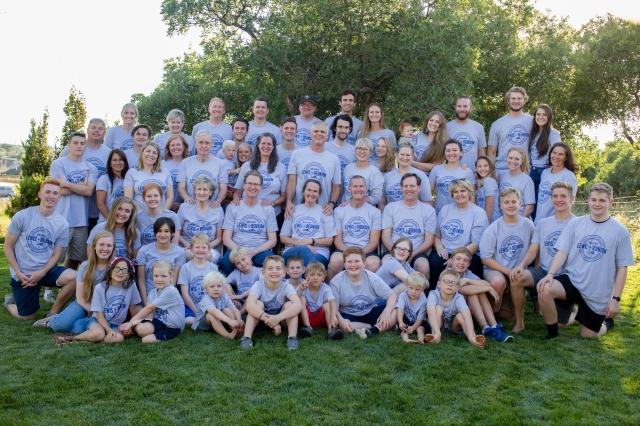 2018-7-4 Family Reunion