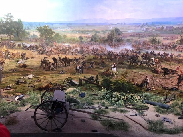 2018-8-2 Gettysburg Trip (11)