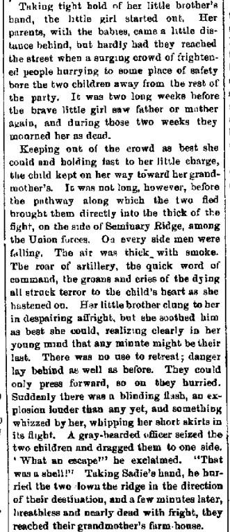 Bushman, Sadie Gettysburg paper 2