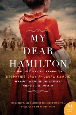 My Dear Hamilton book